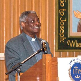 Cardinal Peter Turkson of Ghana