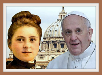 francis and therese
